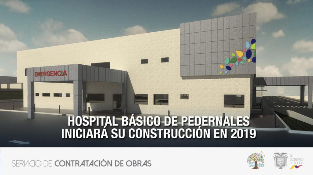 Hospital en Pedernales, el nido de corrupción que asedia a Mendoza