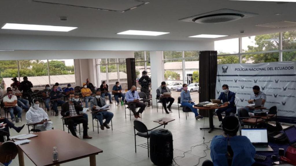 Manabí: asesor de la Asamblea y funcionarios implicados en 4 delitos