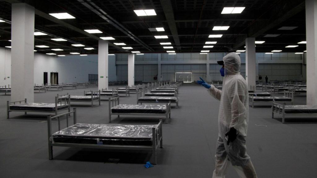 COE de Pichincha presenta plan de contingencia ante eventual avance de la pandemia