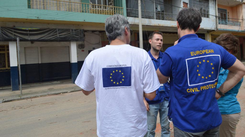 """""""Ecuador ofrece productos que vamos a necesitar siempre"""", dice embajadora de la UE"""