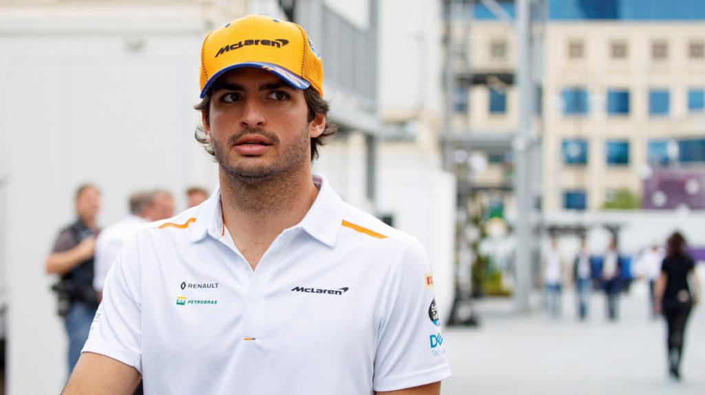 Carlos Sainz es nuevo piloto de Ferrari por dos años desde 2021