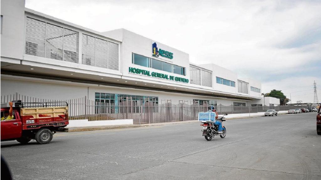 Fiscalía allana hospital de Quevedo por denuncias de corrupción