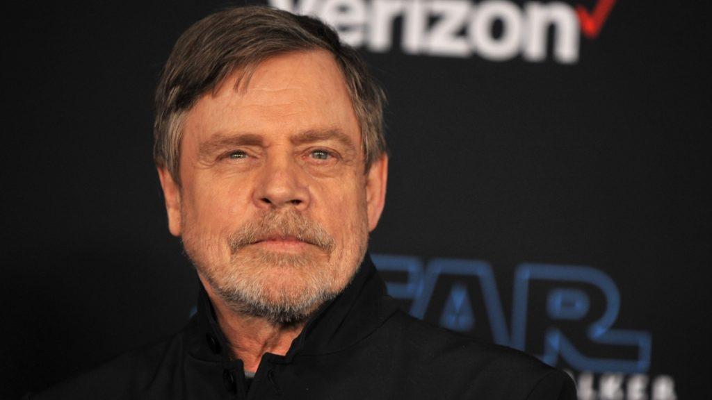 "Mark Hamill homenajea a fans de ""Star Wars"" en lucha contra la pandemia"