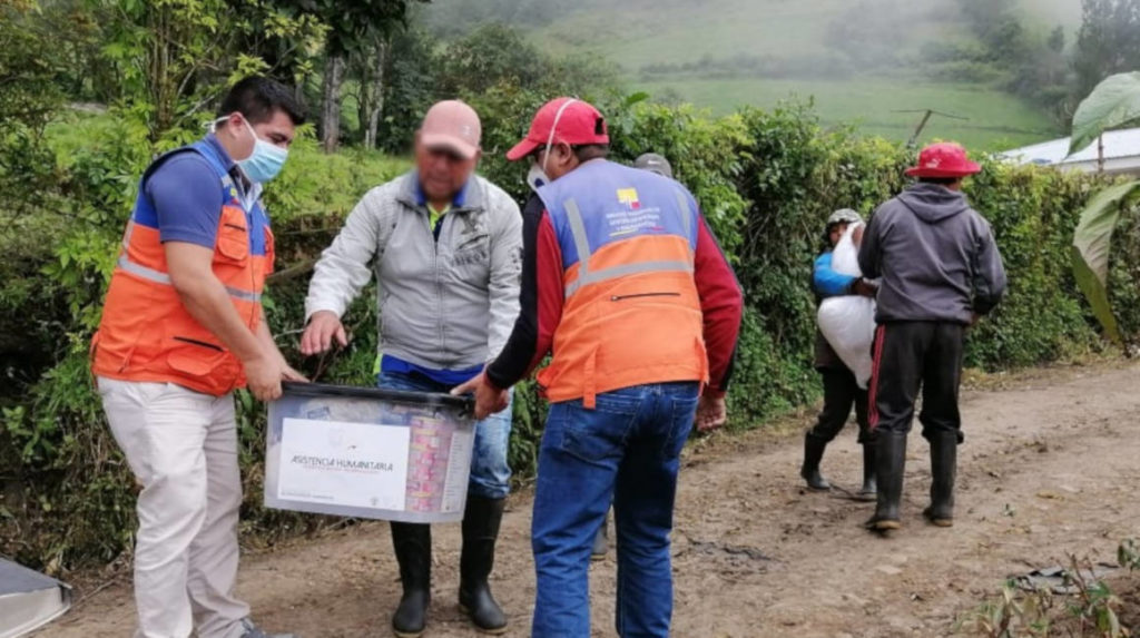 Fiscalía y Contraloría investigan a Riesgos por compra de kits alimenticios