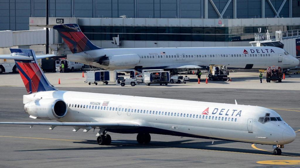 Delta reanudará sus vuelos entre Estados Unidos y China