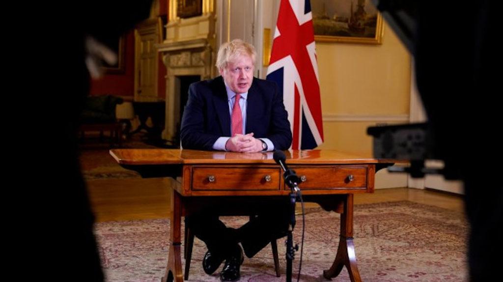 Reino Unido se confina para frenar la segunda ola de la pandemia