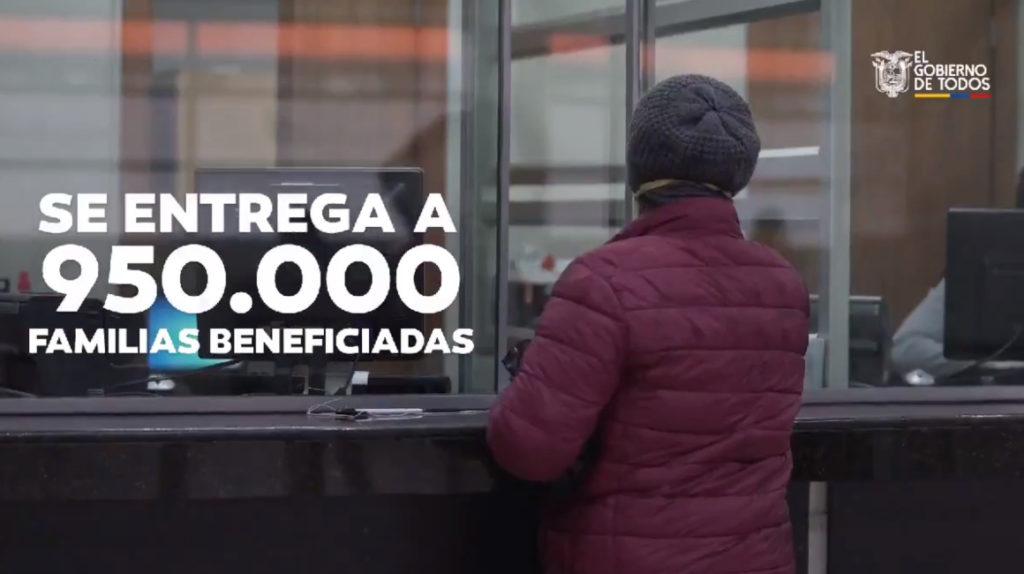 Presidencia gasta USD 356.000 para 'difundir sus acciones' por la emergencia