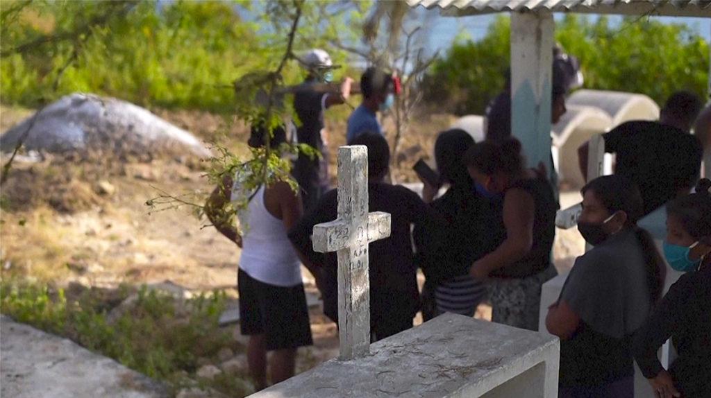 Tres provincias tienen la tasa más alta de fallecidos por Covid-19