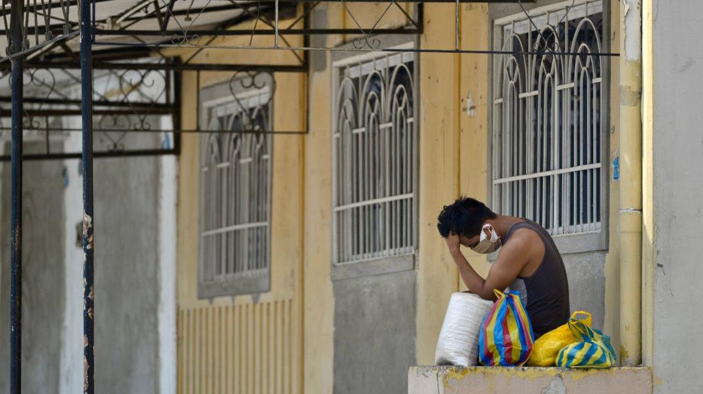 Los ecuatorianos gastarán más en salud mental tras la emergencia, según estudio