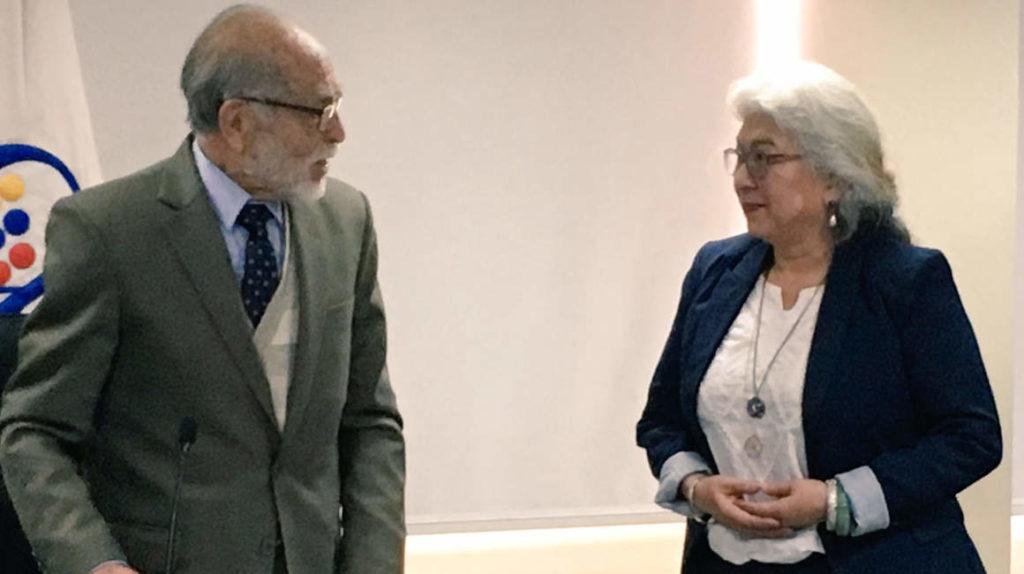 Falleció María Arboleda, exmiembro de la Comisión Anticorrupción