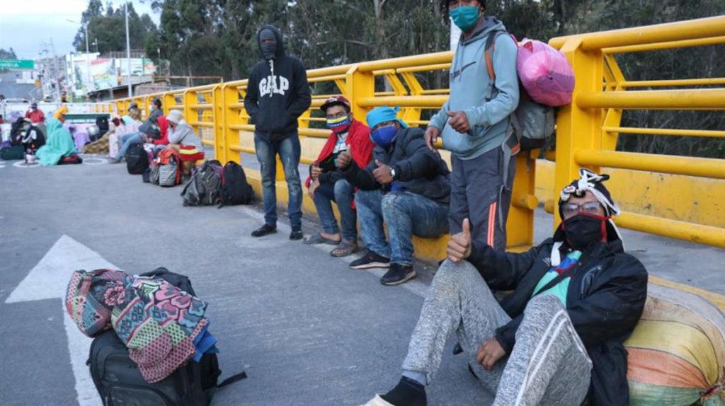 Migrantes venezolanos: ni se quedan con los empleos, ni saturan servicios públicos
