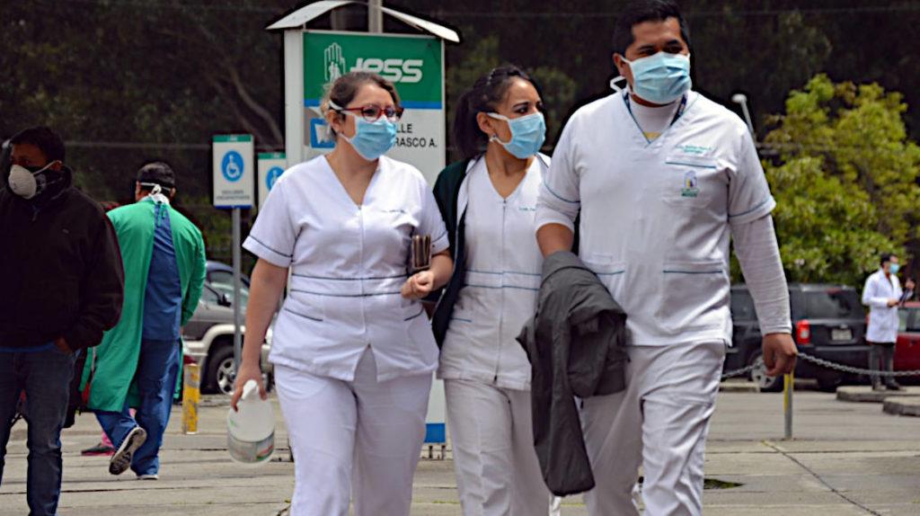 1 de mayo: 26.336 casos confirmados de Covid-19 en Ecuador