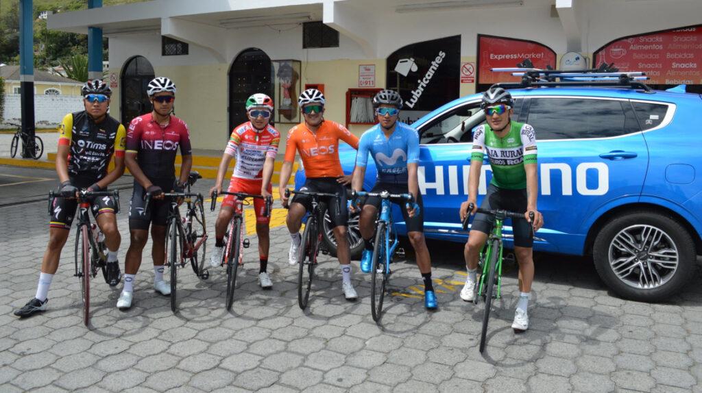Cinco ciclistas son convocados para el Mundial de ruta en Suiza