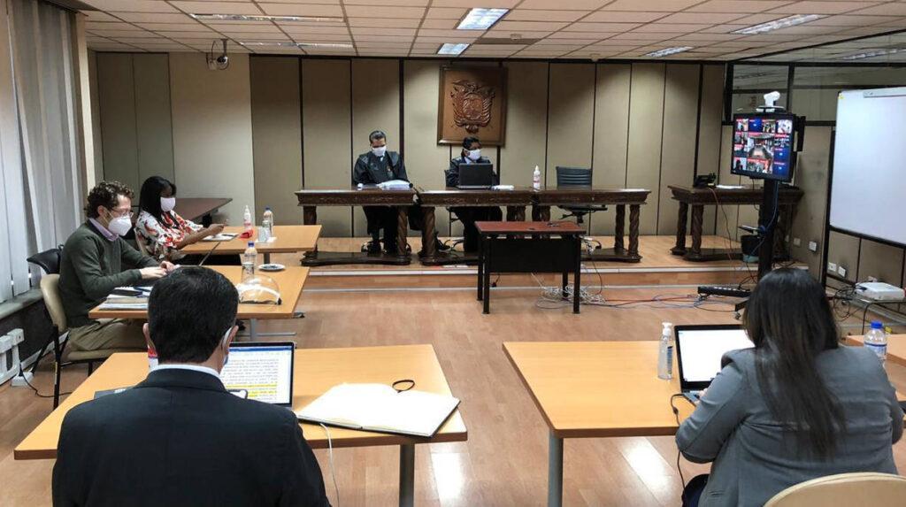Corte Nacional acelera el caso Sobornos con contagios de por medio