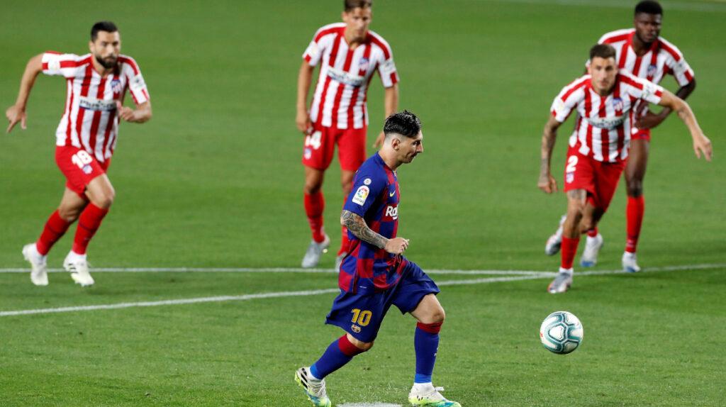 Messi le dijo a Koeman que se ve más fuera que dentro del FC Barcelona