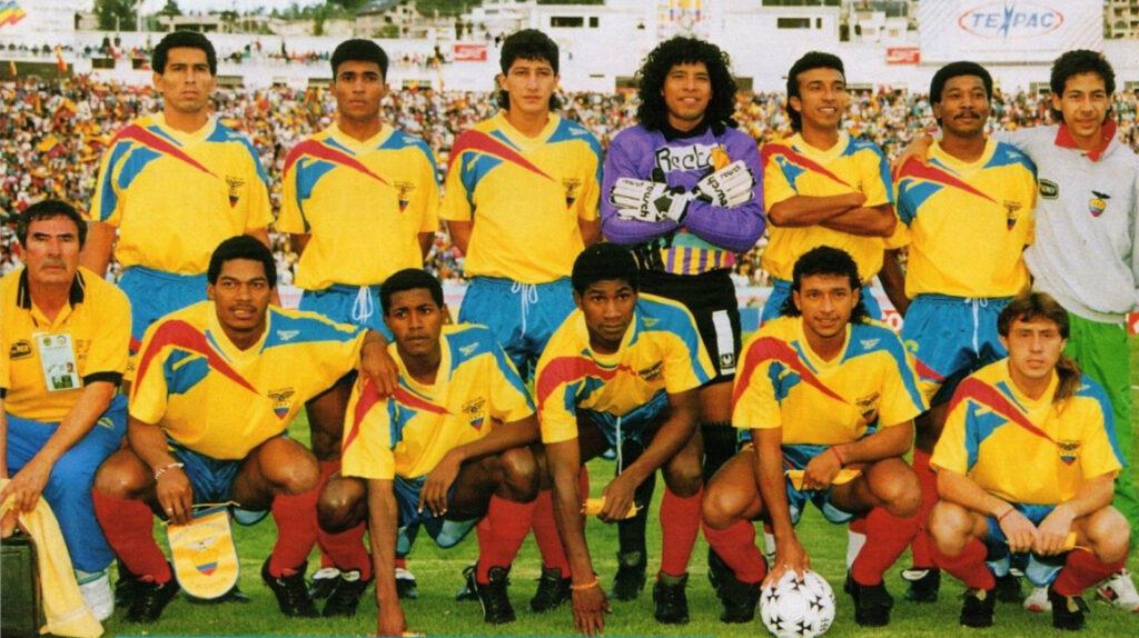 Hace 27 años, Ecuador perdió la semifinal de la Copa América en Quito