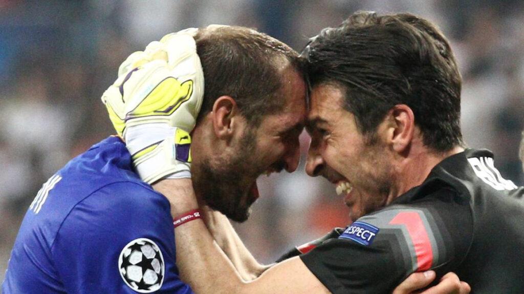 La Juventus renueva con Buffon y Chiellini e incorpora a Arthur Melo