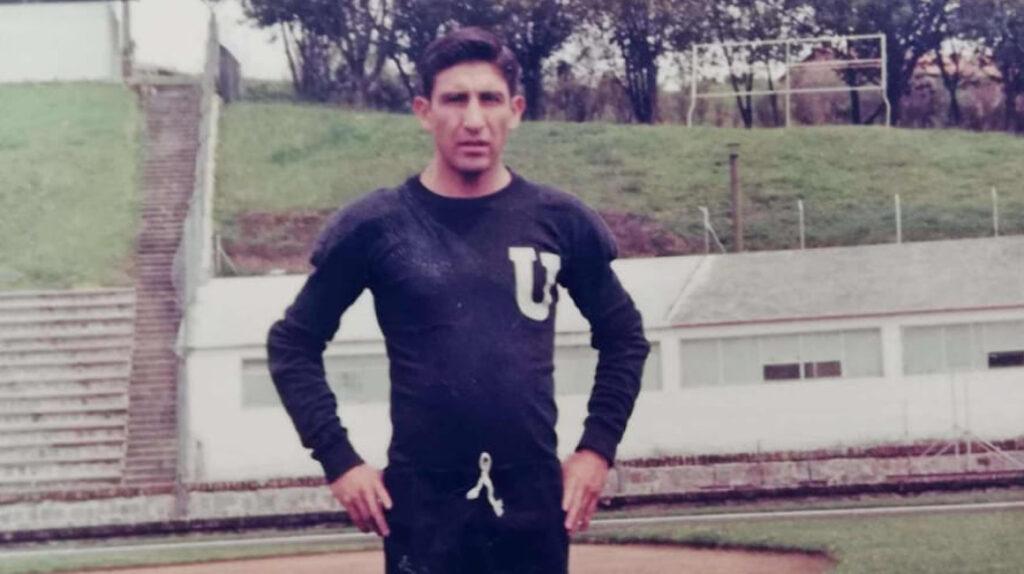 Falleció César Mantilla, exarquero de Liga de Quito y campeón en 1969
