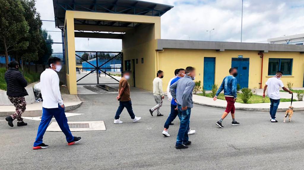 Moreno decreta indulto para presos pertenecientes a grupos vulnerables