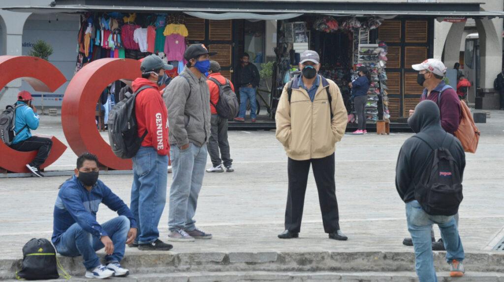 119.000 personas sancionadas por incumplir el toque de queda