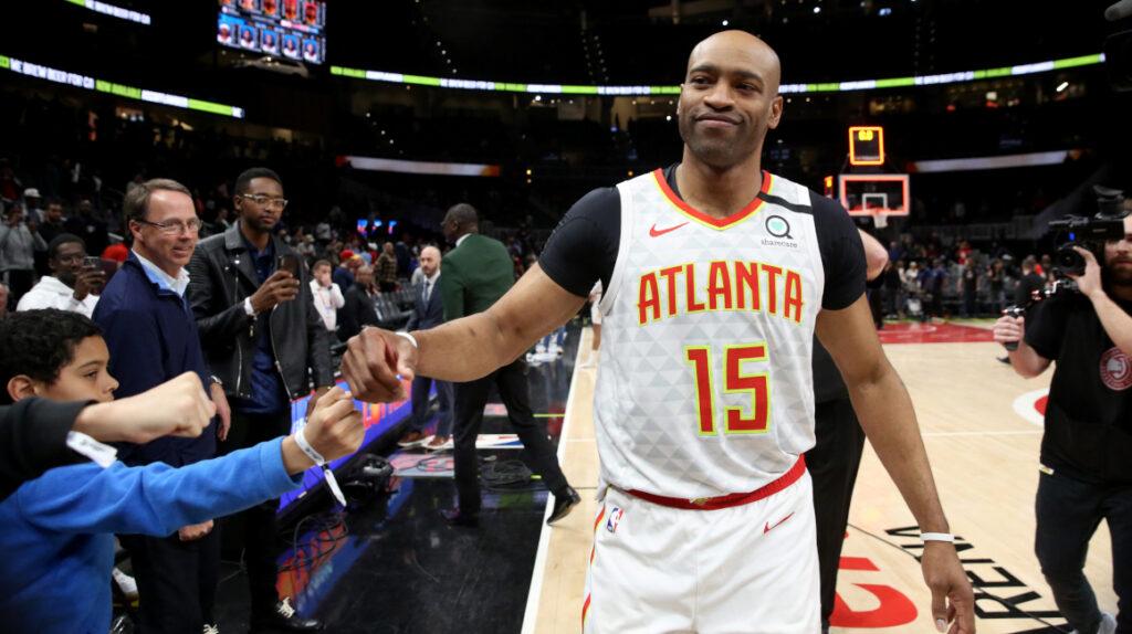 Vince Carter se retira a los 43 años después de 22 temporadas en la NBA