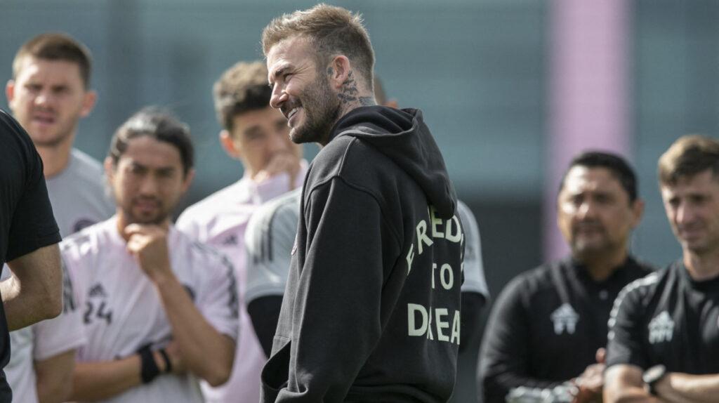 Beckham invierte en deportes electrónicos con empresa londinense Guild
