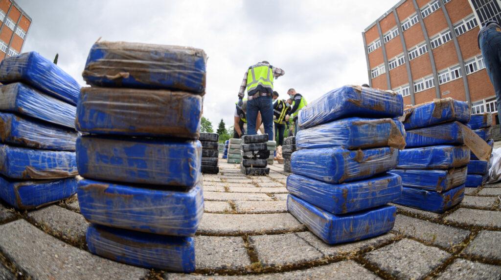 Producción de cocaína alcanza máximo histórico y consumo se mantiene