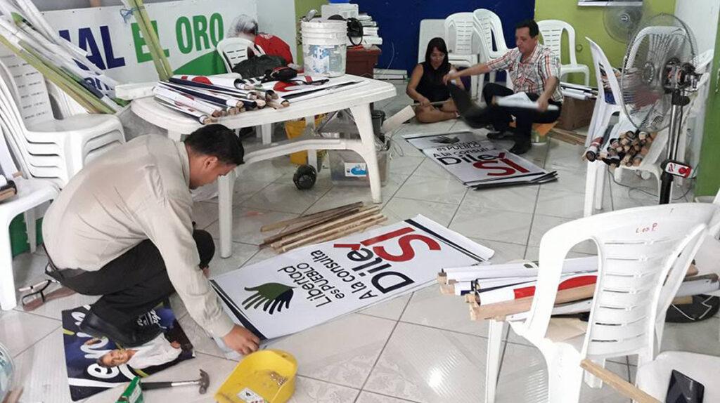 Partidos observados por Contraloría manejaron fondos públicos