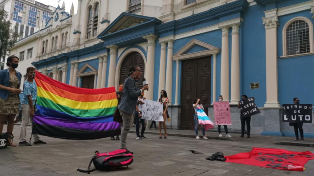 Comunidad GLBTI prepara actividades virtuales por el mes del Orgullo Gay