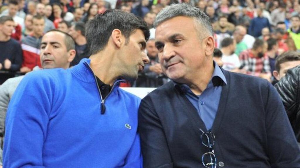 El papá de Djokovic culpa a Dimitrov del brote de Covid-19 en el Adria Tour