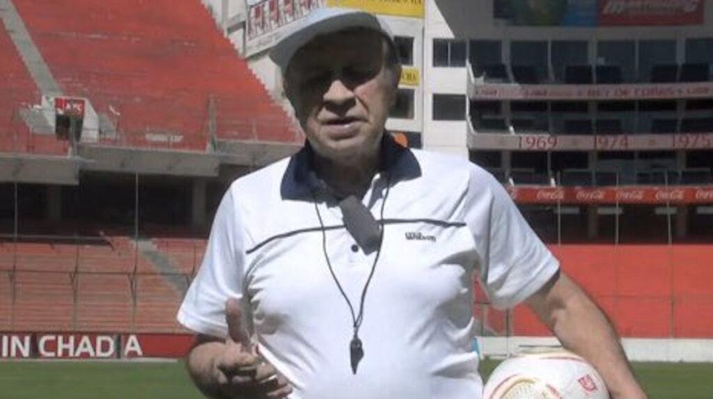 Fallece el exentrenador de Liga de Quito, Leonel Montoya