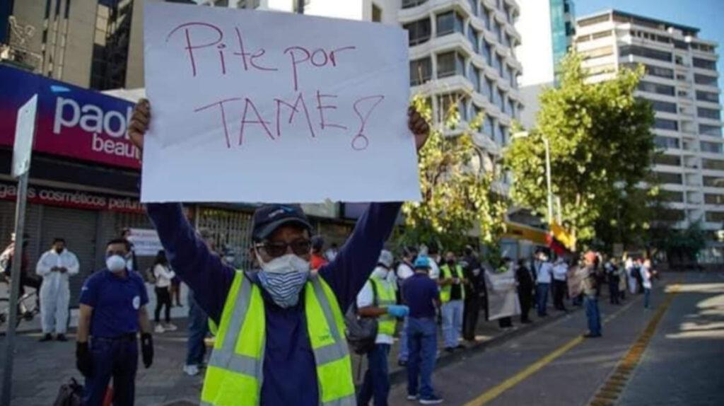 Trabajo: en seis días hubo 19.191 despidos en Ecuador