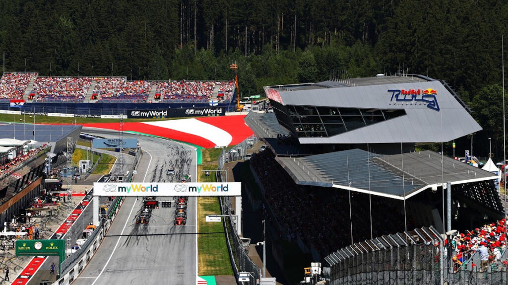 La Fórmula 1 hará más de 10.000 pruebas de Covid-19 en Austria