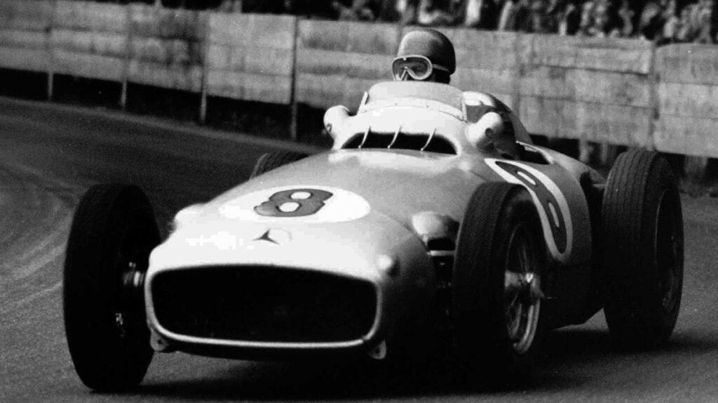 Juan Manuel Fangio, la primera gran leyenda de la Fórmula 1