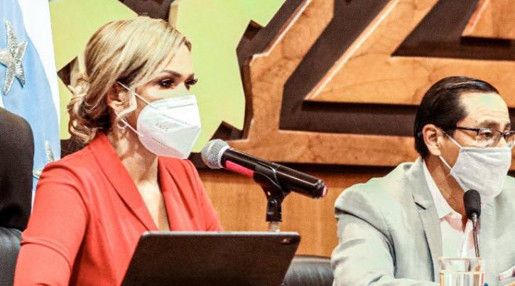 Susana Gónzalez debutó en la política como asesora de Jaime Nebot en 2007.