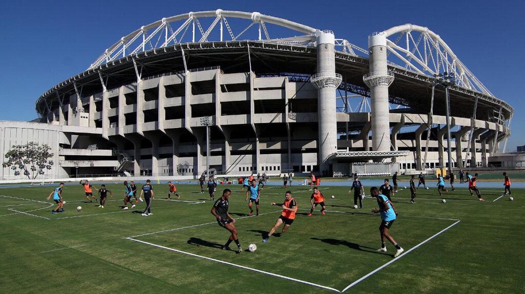 Río de Janeiro suspende los partidos de Botafogo y Fluminense