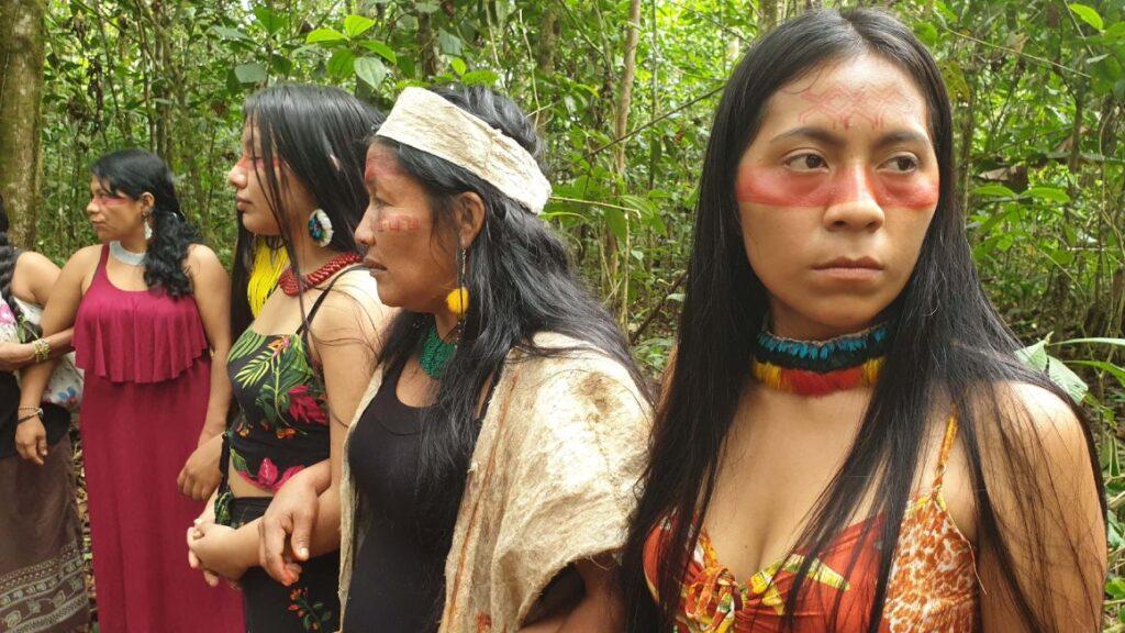 Kamunguishi y el deseo de los sáparas ecuatorianos de vivir a su manera
