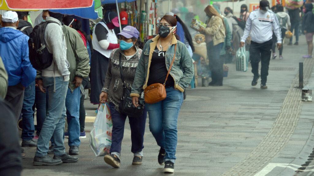 23 de junio: Ecuador suma 728 contagios por covid-19 en un día