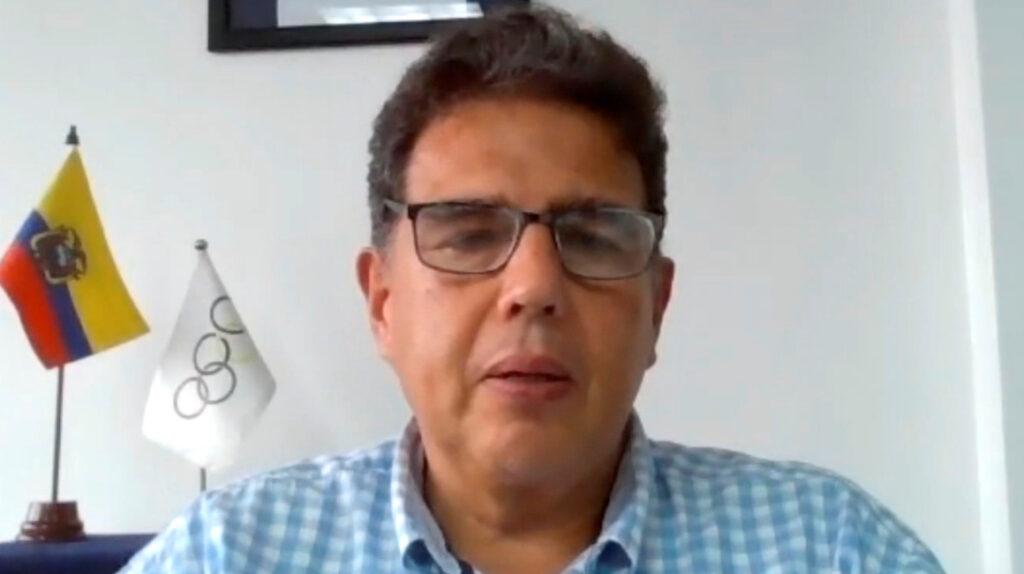 Unos doce deportistas olímpicos en Ecuador dan positivo por Covid-19