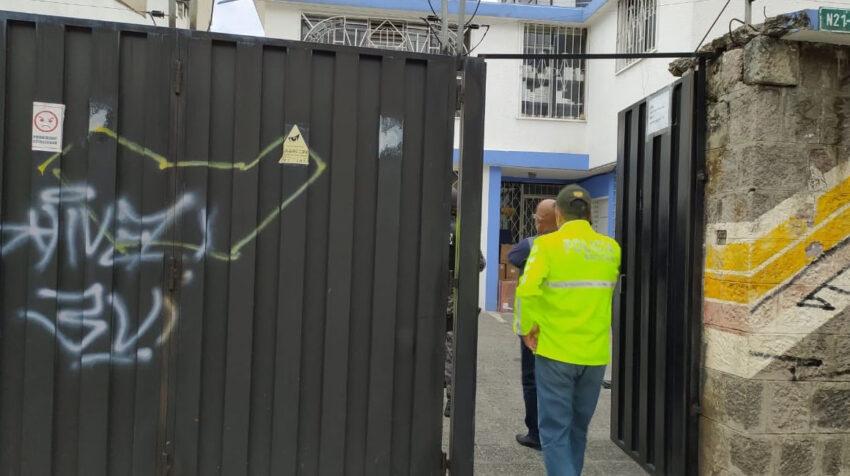 Imagen del allanamiento a las instalaciones de la empresa Zoldan Corporeishon, el 18 de junio de 2020.