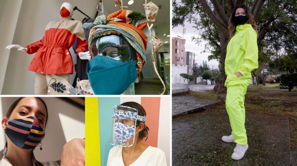 La industria de la moda encuentra opciones para sobrevivir a la pandemia
