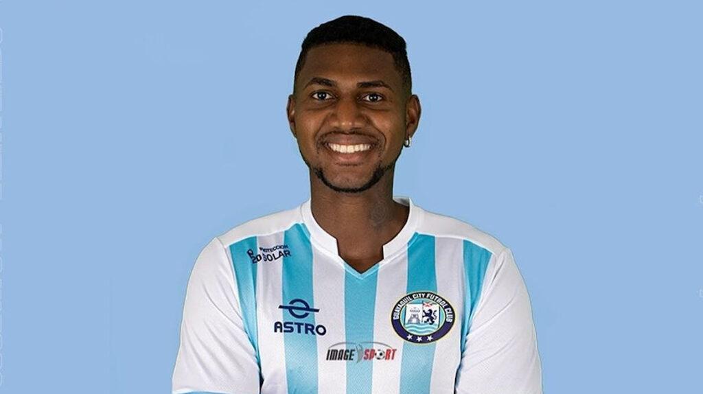 José 'Tin' Ayoví reforzará al Guayaquil City por una temporada