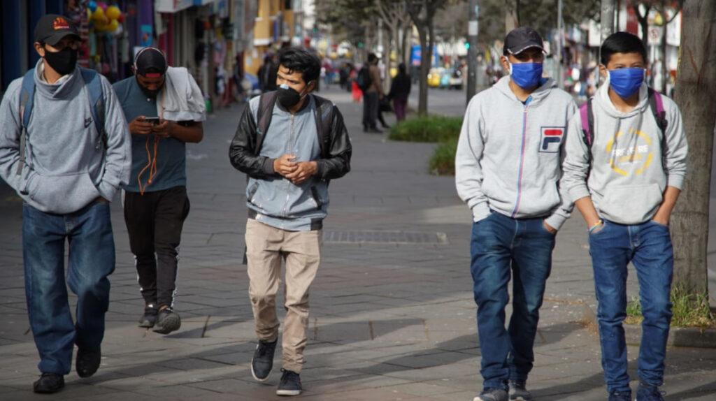 19 de junio: Ecuador reporta 634 contagios por covid-19 en un día