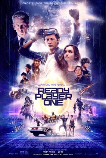 'Ready Player One', de Steven Spielberg