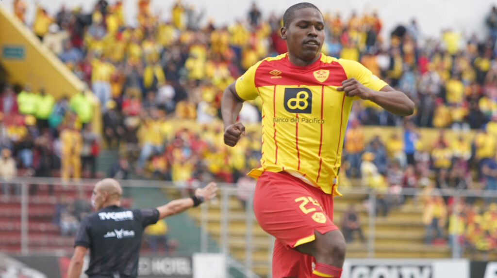 Independiente del Valle hace oficial la contratación de Edson Montaño