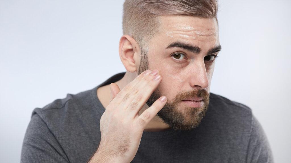 Cosmetología masculina: mientras más pronto mejor