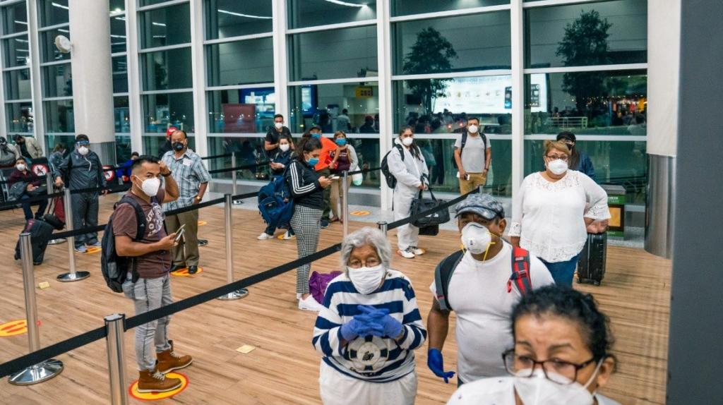 Municipio de Guayaquil hará pruebas rápidas a pasajeros de vuelos domésticos