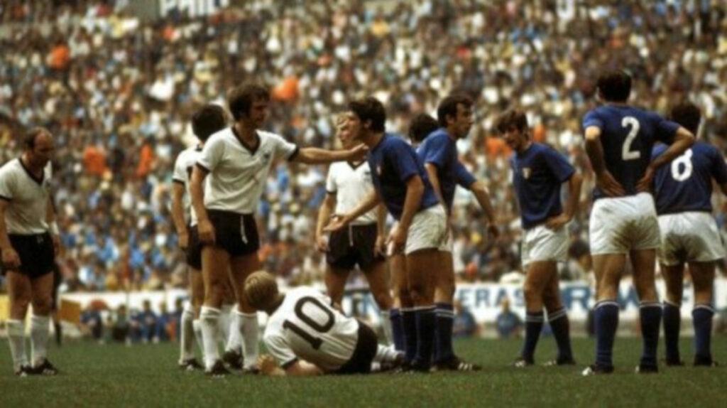 Hace 50 años se jugó el 'Partido del siglo': Italia 4 – Alemania 3
