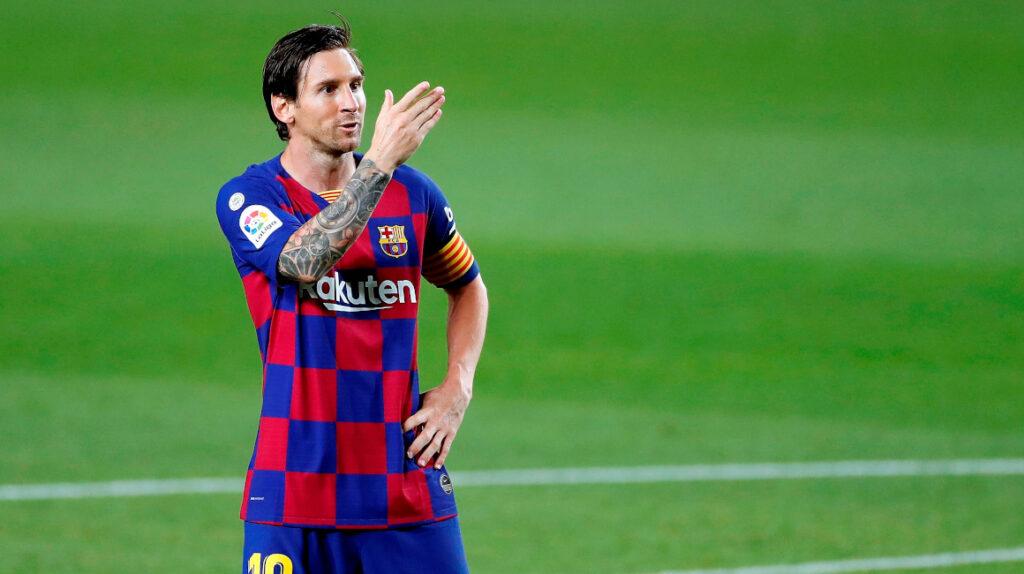 Lionel Messi le comunicó al FC Barcelona que quiere abandonar el club