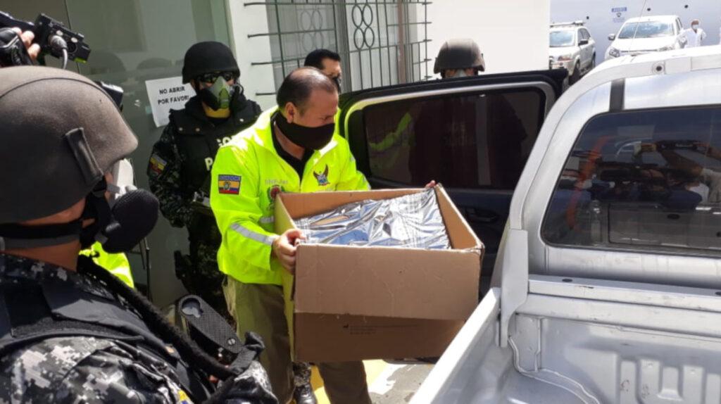 Estudio: la capacidad de Ecuador para combatir la corrupción es baja